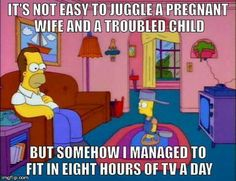 Best Of Homer Simpson Simpsons Quotes, The Simpsons, Simpsons Funny, Frases Bad, Dankest Memes, Funny Memes, Hilarious, Somehow I Manage, When You Cant Sleep