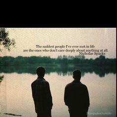 Nicholas Sparks. <3