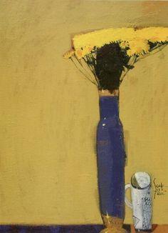 엄윤영-산사… Pastel Artwork, Oil Pastel Paintings, Floral Artwork, Paintings I Love, Painting Still Life, Still Life Art, Russian Painting, Figure Painting, Classic Paintings
