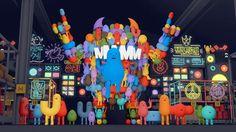 Lead+Creative+Direction:+VIMN+MTV+World+Design+Studio,+Milan  Creative+Director:+Roberto+Bagatti+  Associate+Creative+Director:+Anna+Caregnato+  Art+Director:+James+Walpole  Senior+Producer:+Cristina+Mazzocca  Coordinator:+Beatrice+Cardile  Production+Company:+Sticky+Monster+Lab.  Director:+FLA  Designers:+FLA,+Boo  Animators:+FLA,+Joe,+Lefty,+DK+Lee  Producer:+Nana  Music:+The+Solutions