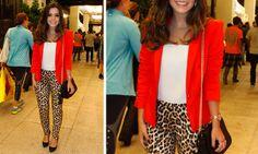 Famosas de blazer: aprenda com as celebs a usar este clássico do guarda-roupa - Famosas - Moda - MdeMulher - Editora Abril