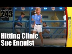 This episode is part one of UCLA's Sue Enquist's hitting clinic given at the national coach's conference. http://fastpitch.tv