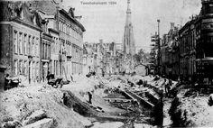 Tweebaksmarkt Leeuwarden (jaartal: Voor 1900) - Foto's SERC