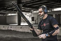 Costa with Salient Arms International Benelli M3