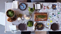 Dinnerware and tablecloths .... #IKEA #PinToWin