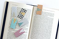 10 Easy DIY Bookmarks for Kids and Adults - Fabulessly Frugal Homemade Bookmarks, Beaded Bookmarks, Magnetic Bookmarks, Bookmarks Kids, How To Make Bookmarks, Crochet Bookmarks, Tassel Bookmark, Bookmark Craft, Leather Bookmark