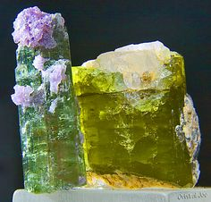 Tourmalines Mineral Friends <3