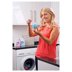 Dryer Eggs made by Ecoegg Ltd in Kent - Fabric Softener, Dryer, Eggs, Cleaning Products, Clothes, Outfit, Clothes Dryer, Clothing, Egg