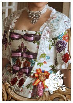 traje de valenciana - aguas de marzo