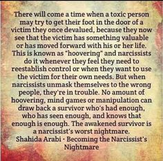 I am a survivor and there is no  #Narcissistic #Sociopath that can tear me down