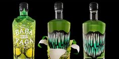 Baba Yaga Absinthe — The Dieline - Package Design Resource