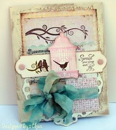 Made with Just Rite Stamps