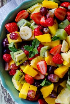Summer fruit salad with limemint dressing Simply Delicious Recipe Food Cooking Vegan Vegetarian Gluten Free Breakfast Dessert Lunch Easy recipe Healthy recipe. Healthy Breakfast Recipes, Easy Healthy Recipes, Healthy Snacks, Vegetarian Recipes, Easy Meals, Healthy Eating, Cooking Recipes, Vegan Vegetarian, Fruit Snacks