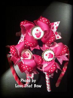 Pinkalicious party favor
