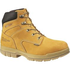 Wolverine Boots: Durashocks Waterproof Insulated Boots 5380 http://amzn.to/IQYLfl
