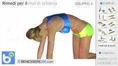 Mal di schiena: esercizi e rimedi contro il dolore