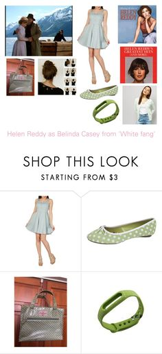 """""""Disney dream cast: Helen Reddy as Belinda Casey"""" by sarah-m-smith ❤ liked on Polyvore"""