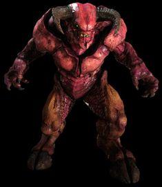 Baron of Hell 2016 Doom