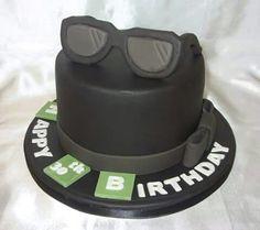 Breaking Bad Birthday Cake