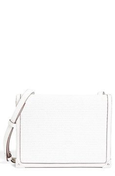 Alexander Wang 'Prisma - Mesh' Leather Crossbody available at #Nordstrom