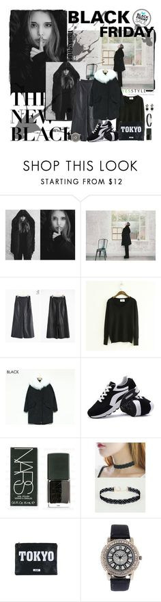 """""""Black Friday Sale - YesStyle.com"""" by yesstyle ❤ liked on Polyvore featuring chuu, Ranche, GLAM12, COII, DaBaGirl, N:U - Not the Usual and ZN Concept"""