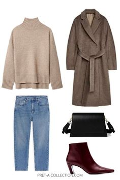 Fall Fashion Outfits, Fall Winter Outfits, Autumn Fashion, Capsule Wardrobe Work, Fall Wardrobe, Smart Casual Work, Over The Knee Boot Outfit, Dress Hats, Ethical Fashion
