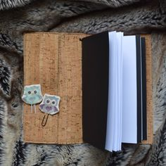 Your place to buy and sell all things handmade Extra Rooms, Black Cover, Travelers Notebook, Cork, This Or That Questions, Sewing, Handmade, Dressmaking, Hand Made