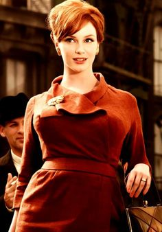 CHRISTINA HENDRICKS|Joan|Mad Men