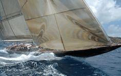 J Class Sailing yacht Velsheda - Credit J Class Yachts