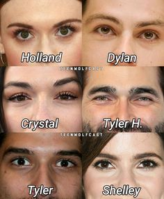 "7,479 Beğenme, 72 Yorum - Instagram'da ♛Dуlαηstiles24♛ (@teenwolfcast): ""Eyes - - #teenwolf #shelleyhennig #tylerposey #dylanobrien #crystalreed #hollandroden…"""