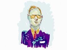 by William Arrandale on iPad using Auryn Ink