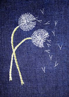 Mary's+Witterings:+Embroidery:+TAST+Fly+Stitch+#2