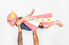 Yes!! She Makes Super Cool Capes That Let Little Kids Dream Up Big Adventures.