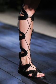 Pin for Later: The Best Shoes, Bags, and Baubles on the 2015 Runways (Updated!) Erdem Spring 2015