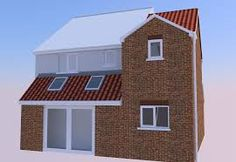 can i build a 2 storey extension on semi detached house 1930s House Extension, House Extension Plans, Side Extension, Extension Designs, House Extension Design, House Design, Extension Ideas, Extension Google, Semi Detached