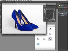 Learn how to create actions using Photoshop and speeding up your online store multiple product images production.