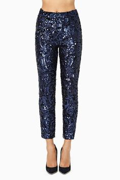 Lovers + Friends Always Sequin Pants