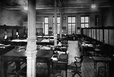 Conheça a história da primeira agência do Citibank em São Paulo e veja fotos de como era uma agência bancária em São Paulo no início do século 20.