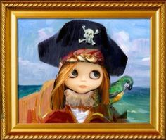 Blythe A Day September 19, 2014 Pirate por A Little Fairy Magic/Leezapea1