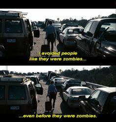 Limber up zombieland