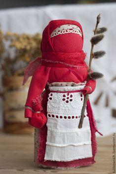 Создаем Пасхальную куклу к Светлому празднику - Ярмарка Мастеров - ручная работа, handmade
