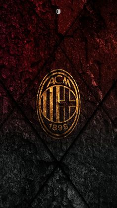 Milan Football, Football Soccer, Milan Wallpaper, Iphone Wallpaper, Ac Milan, Paolo Maldini, Football Wallpaper, Milan Design, Motogp