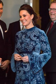Kate Middleton Photos - Catherine, Duchess of Cambridge during a reception to celebrate Swedish culture at the Fotografiska Gallery on day two of their royal visit to Sweden and Norway on January 31, 2018 in Stockholm, Sweden. - The Duke and Duchess of Cambridge Visit Sweden and Norway - Day 2