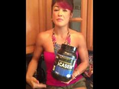 Whey vs. Casein ... Why you need them both!