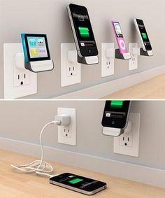 Surface charger