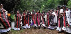 Toda tribe at Ooty..