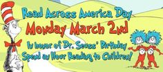 Senator Farley Notes March 2nd Is Read Across America Day | New York ...