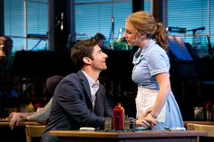 West End Frame: Sara Bareilles' musical 'Waitress' transferring to ...