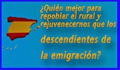 España no debería arrepentirse de la Ley de Nietos o de Memoria Histórica (#LeyNietosp) como hemos dicho  en la entrevista de radio que publicamos aquí. Si los dirigentes de este gran país tuvieran miradas de futuro, como verdaderos 'líderes'  y no se olvidaran de la historia se podría elaborar un plan consensuado de inserción, como otras veces hemos sugerido, y con ello mejorar la sociedad española a largo plazo.