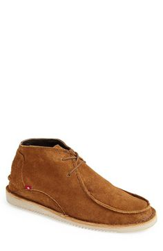 Oliberté 'Nakobo' Suede Chukka Boot (Men) available at #Nordstrom